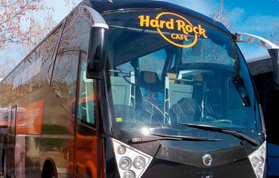 alquiler autobuses Jimenez Dorado