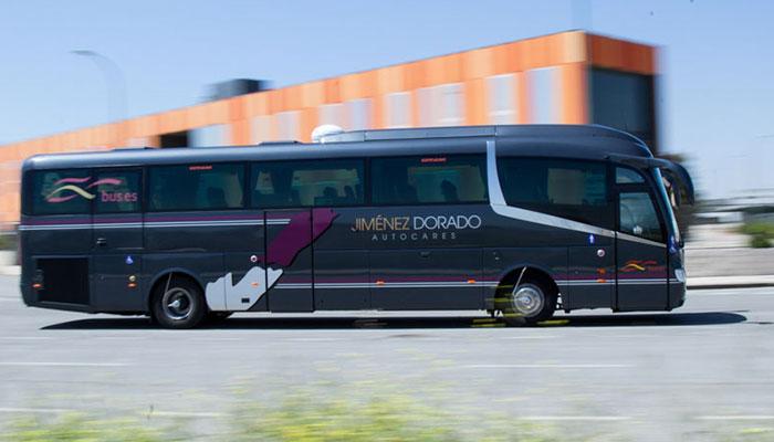 Servicio de autocar para eventos