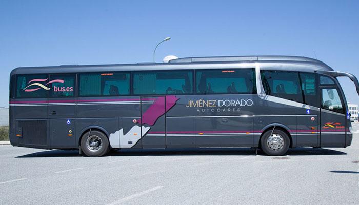 Alquiler de autocar para eventos