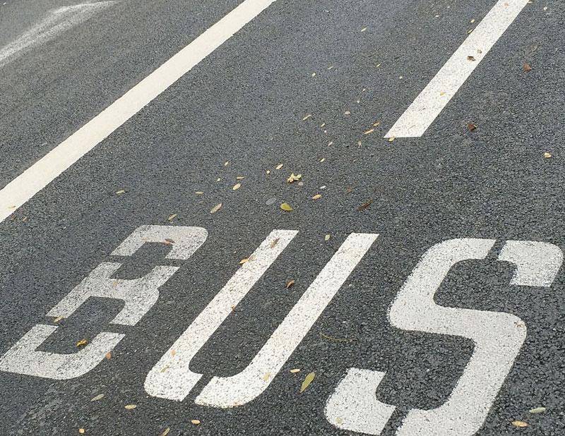 Carril bus