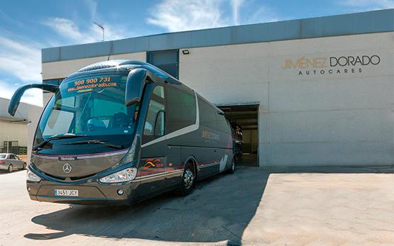 Autobús Jimenez Dorado